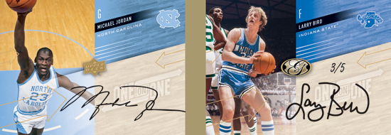 2011-UD-All-Time-Greats-Dual-Signature-Booklet-Michael-Jordan-Larry-Bird