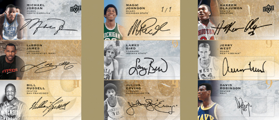 2011-UD-All-Time-Greats-Nine-Signature-Autograph-Booklet-Card