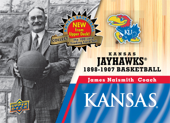 Kansas Jayhawk Basketball Set