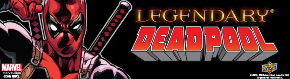 Legendary Deadpool | Shop Now!