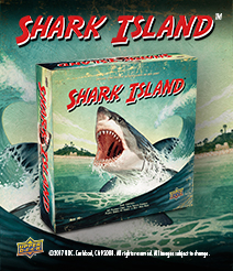 Shark Island Game from Upper Deck | Buy Now!
