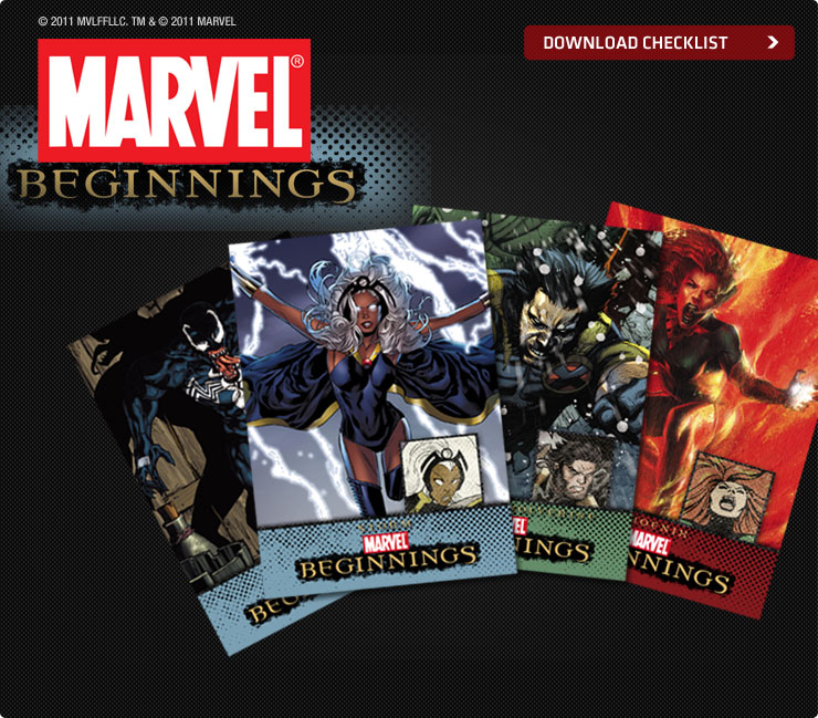 Marvel Beginnings