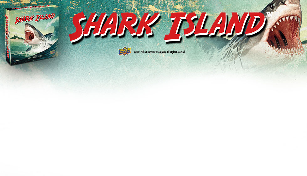 Shark Island Board Game