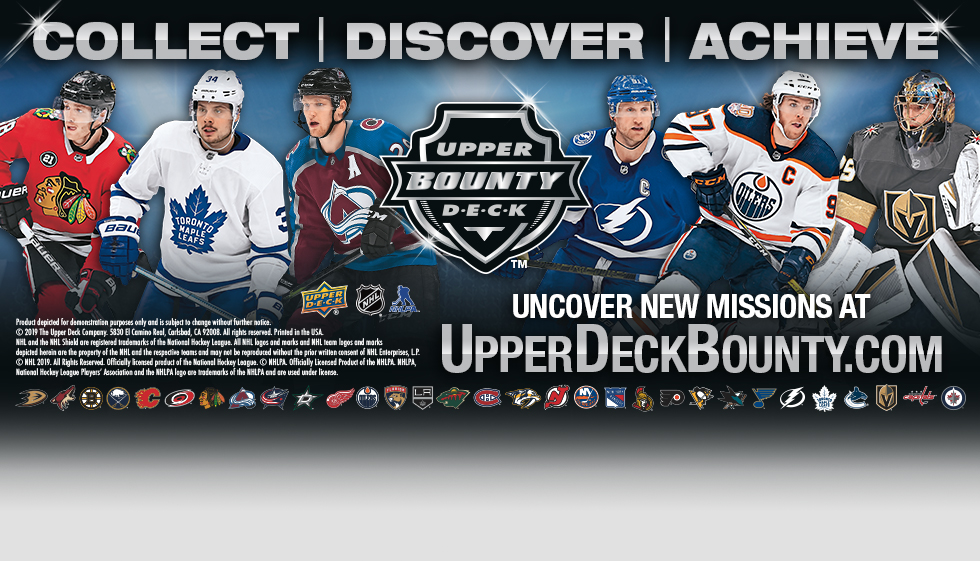 Upper Deck Bounty | Uncover New Missions