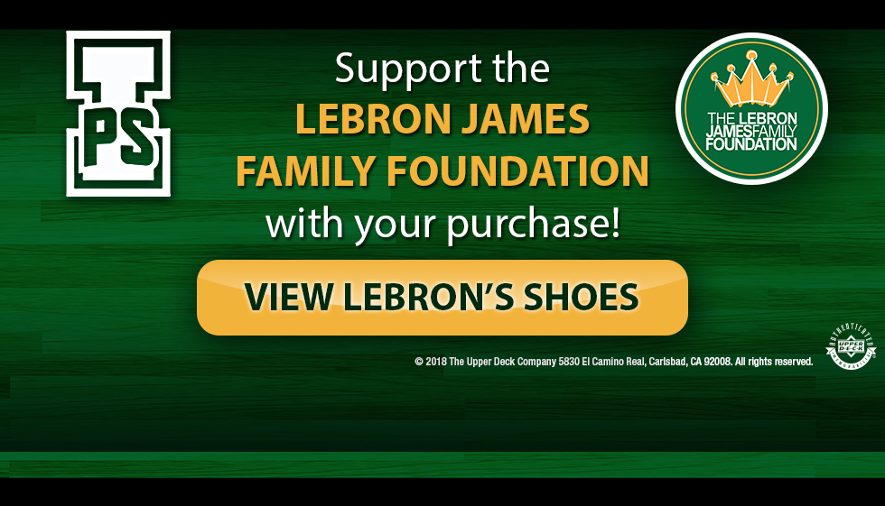 official photos 19773 f604b Join the LeBron James Family Foundation in Raising Funds for their 1st I  Promise School