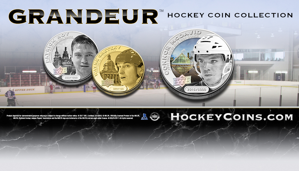 Grandeur Hockey Coin Collection | Buy Now!