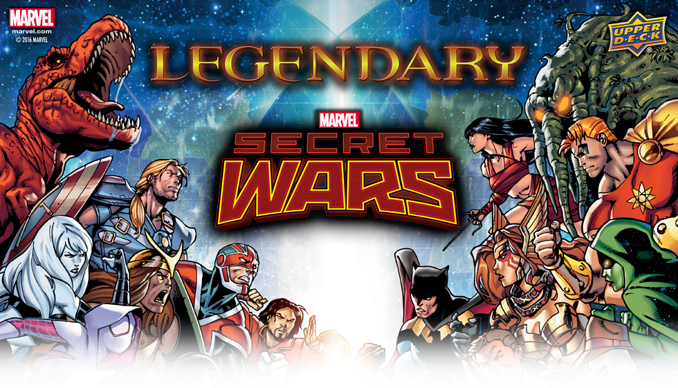 Secret Wars Vol 2