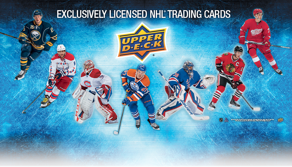 Upper Deck Hockey