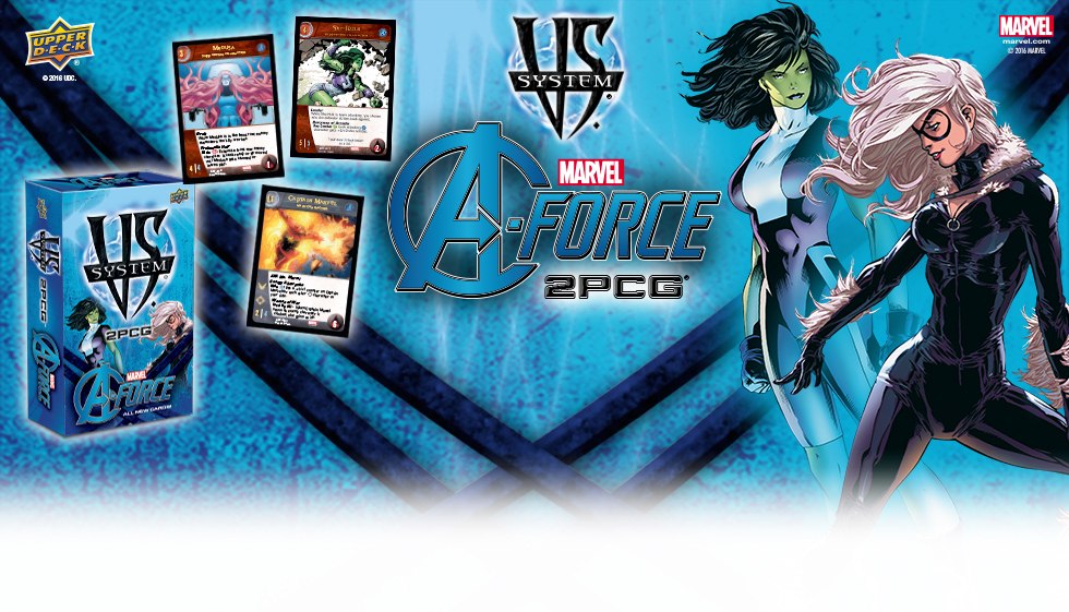 VS System® 2PCG™: A-Force