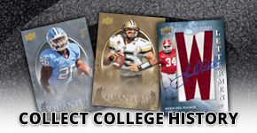 Collegiate Trading Cards