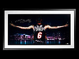 Lebron James Sign Witness Photo