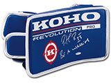 Patrick Roy Autographed & Inscribed Authentic Goalie Blocker | Buy Now